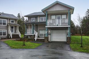 Detached house in Nova Scotia...
