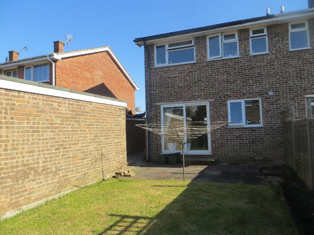 3 Bedroom Semi Detached House For Sale In Osprey Gardens