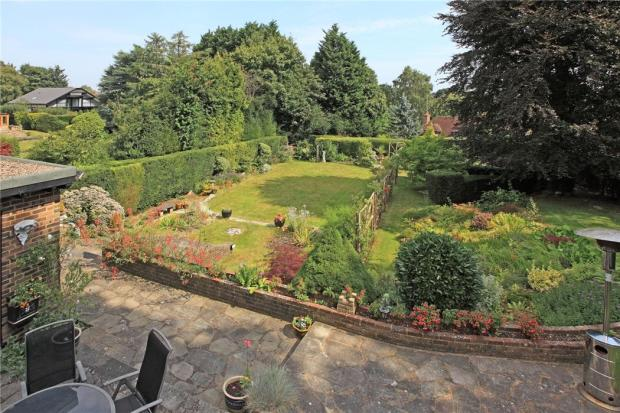 Terrace and Gardens