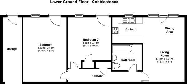 Cobblestone Lower