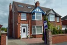 4 bed semi detached home in Sherwood Avenue...