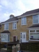 Terraced home in Hampton View, Bath, BA1