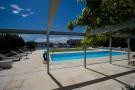 Pool & Marina View