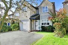 Detached home for sale in Croft Holm...