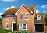 4 bedroom new property for sale in Northgate Vale...