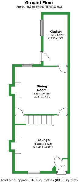 Ground Floor - 2D