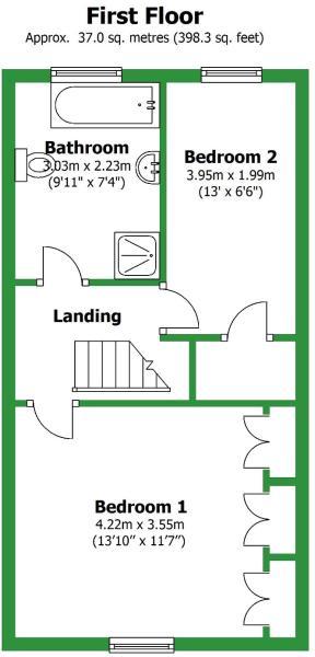 First Floor - 2D