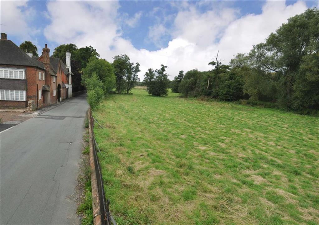 Property For Sale With Land In South Staffordshire
