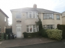 3 bed semi detached property in Wayfield Crescent
