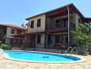 2 bed Detached Villa in Mugla, Fethiye, Üzümlü