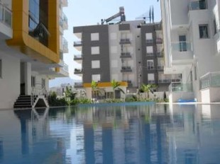 2 bed Apartment in Antalya, Antalya...