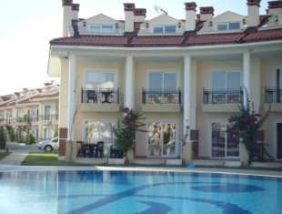 Semi-detached Villa in Mugla, Fethiye, Yaniklar