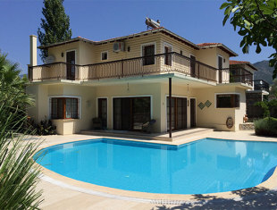 Detached Villa for sale in Mugla, Fethiye, �z�ml�