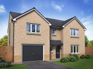 5 bedroom new property for sale in Station Road, Bishopton...