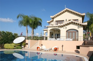5 bed Detached Villa in Limassol, Parekklisia