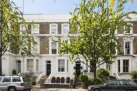 Terraced property in Abingdon Road, London, W8
