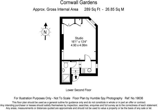 Floorplan Cornwall G