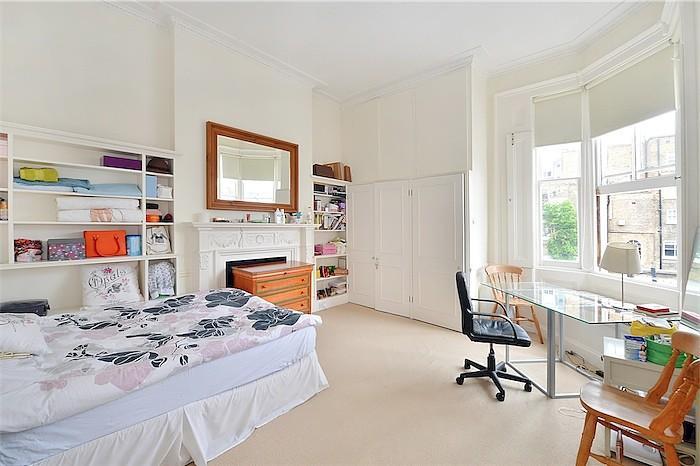 Bedroom Cornwall Gar