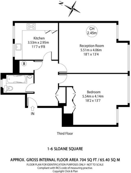 Floorplan 6D, 1-6 Sl