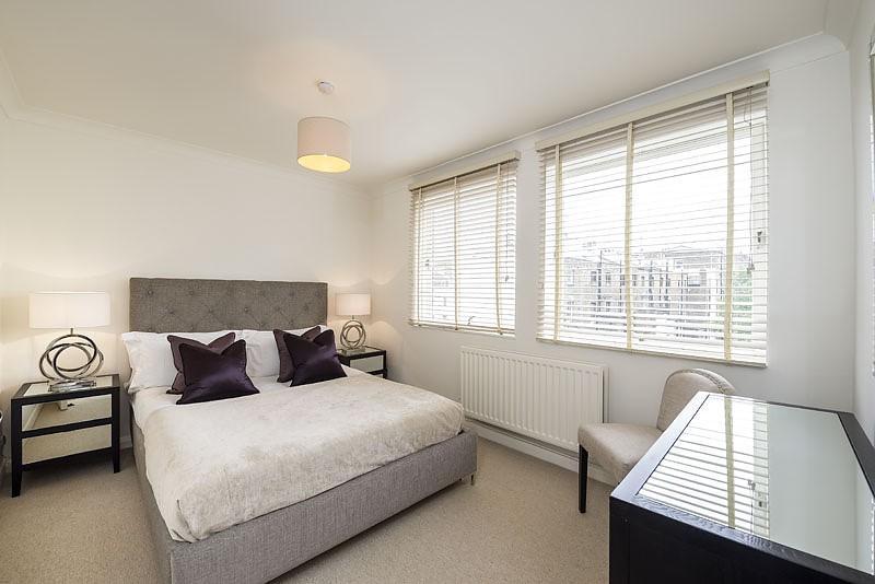 Bedroom Fulham Road