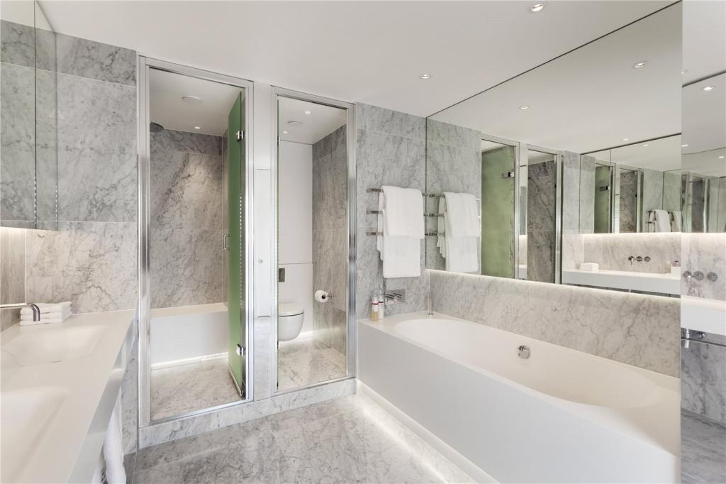 Providence Tower,Bathroom