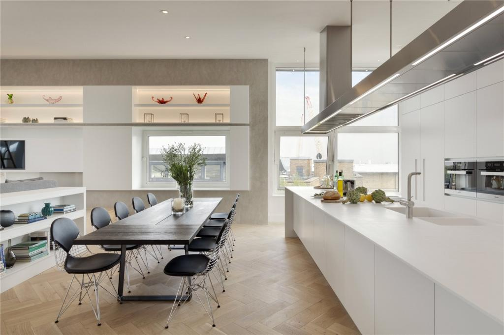 Providence Tower,Kitchen