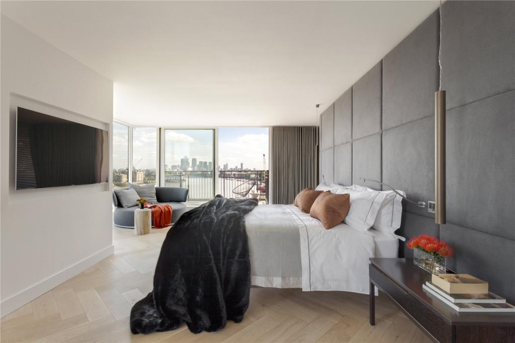 Providence Tower,Master Bedroom
