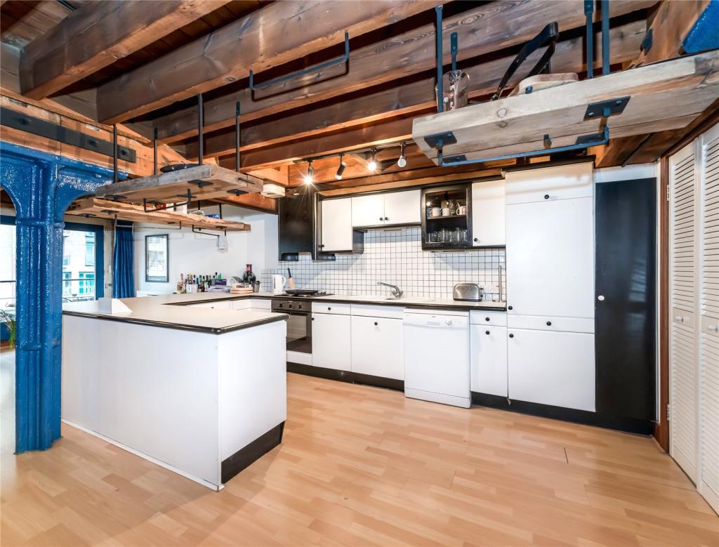 Shad Thames,Kitchen