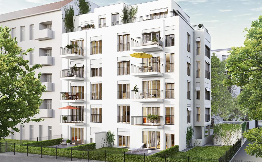 Apartment in Charlottenburg-Wilmersdorf, Berlin, Germany