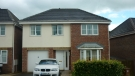 Detached home to rent in Llys Cyncoed, Oakdale...