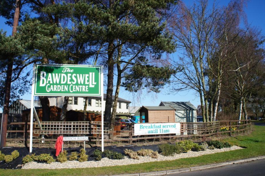 Bawdeswell Garden Centre Cafe