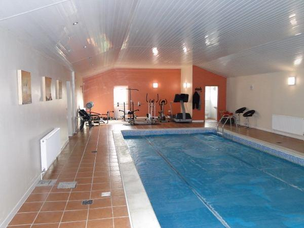 Pool & Fitness Area