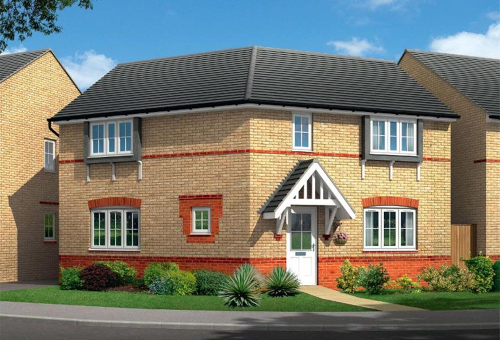 Three bedroom homes in North Hykeham