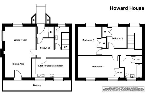 1 Howard House PLANS