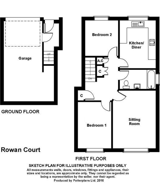 15 Rowan Court, DARL