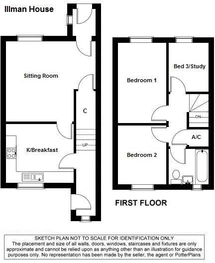 1 Illman House, Scor