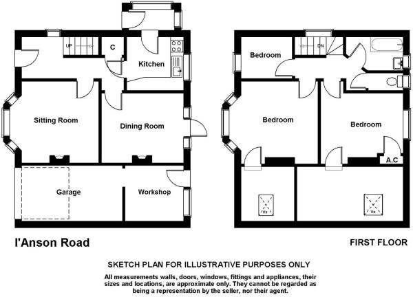 10 Ianson Road Plan.