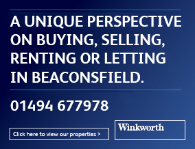 Get brand editions for Winkworth, Beaconsfield