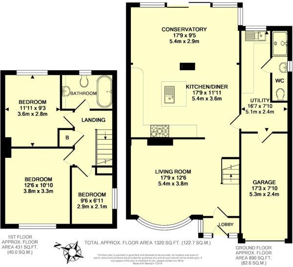 Floor Plan - 3 Round