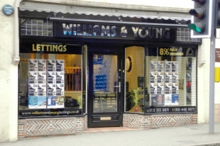 Williams and Young, Sutton Coldfield- Lettingsbranch details