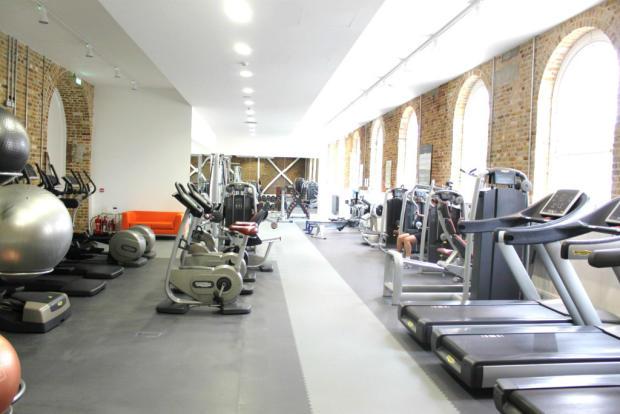 24hr Gym
