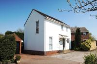 Detached property for sale in Springfield Close ONGAR...
