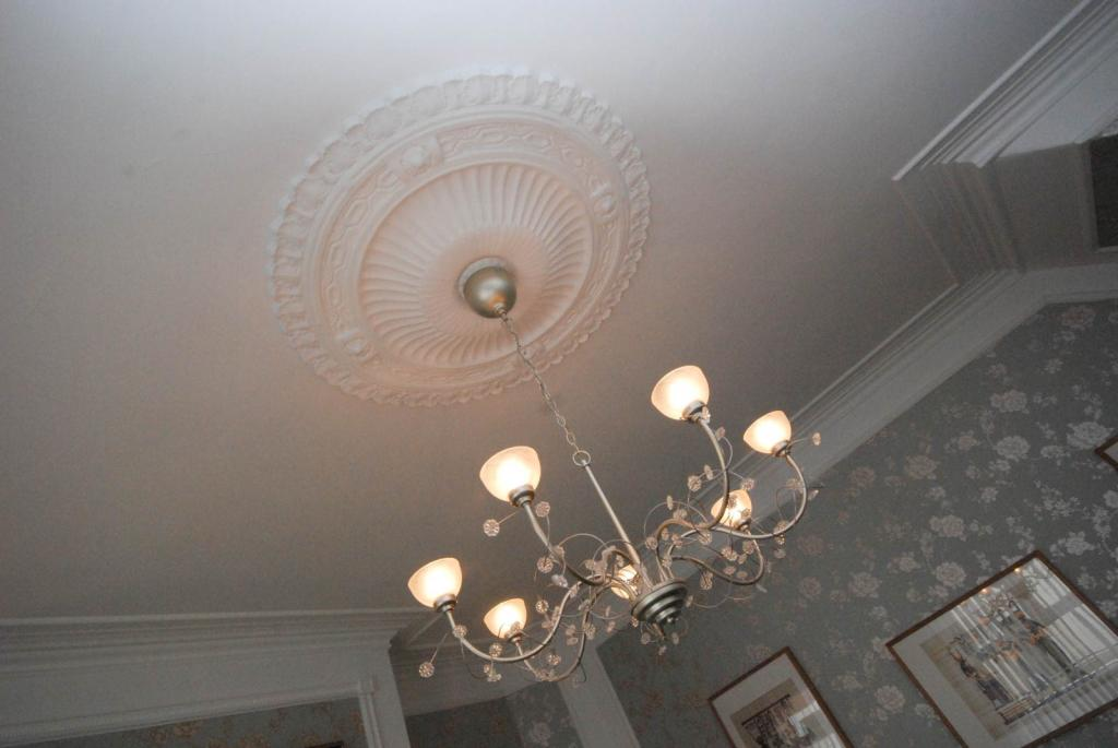 Feature Ceiling Rose