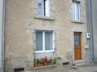 Terraced property for sale in Poitou-Charentes...