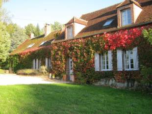5 bed Detached property in Burgundy, Yonne...