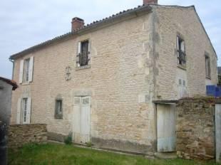 Detached home in Marsais-Ste-Radégonde...