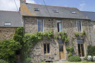 property in Brittany...