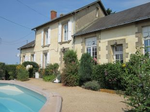Detached property for sale in La Châtaigneraie, Vendée...