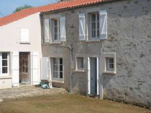 4 bed Detached home in Pays de la Loire, Vendée...