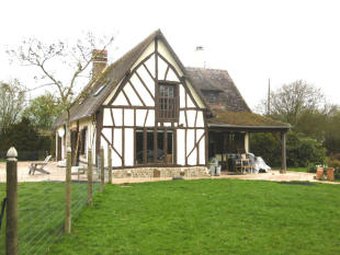 Detached home in Bois-Normand-près-Lyre...